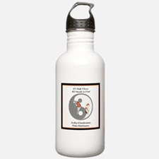 Bikram Yoga #1 Half Moon Water Bottle