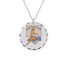 Colorado Pinup Necklace