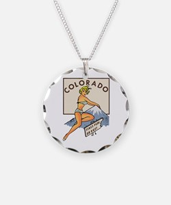 Colorado Pinup Necklace