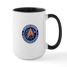 Star Trek Federation Of Planets Patch Mug