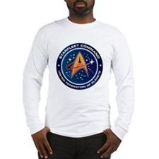 Star Trek Federation Of Planets Patch Long Sleeve
