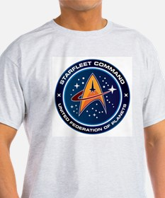 Star Trek Federation Of Planets Patch T-Shirt