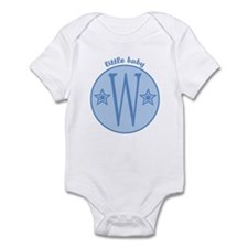 Baby W Infant Bodysuit