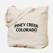 Piney Creek Colorado Tote Bag