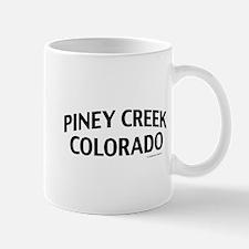 Piney Creek Colorado Mug