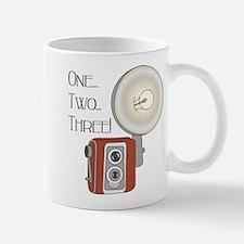 One,Two, Three! Mug