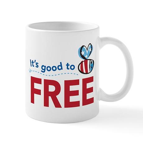 Good to Bee FREE Mug