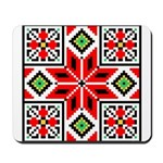 Folk Design 3 Mousepad