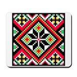 Folk Design 1 Mousepad