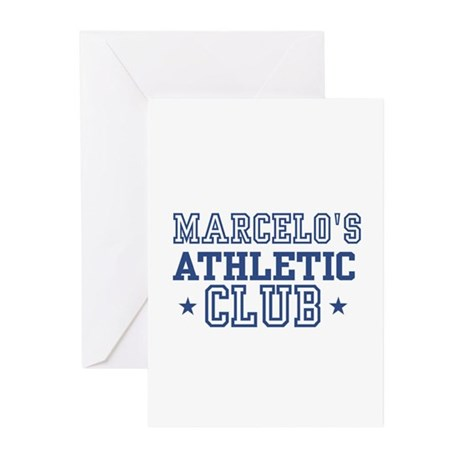 Marcelo Greeting Cards (Pk of 10)