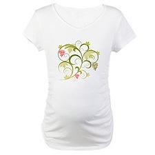 Cute Retro Grape Vine Shirt