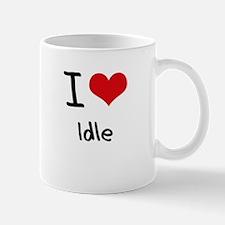 I Love Idle Mug
