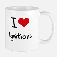I Love Ignitions Mug