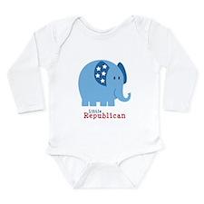 Little Republican Body Suit
