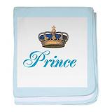 Royal blue crown Cotton