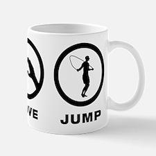 Rope Jumping Mug