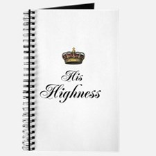 His Highness Journal