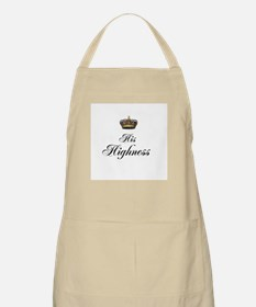 His Highness Apron