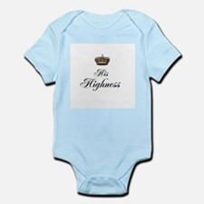 His Highness Body Suit