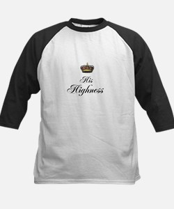 His Highness Baseball Jersey