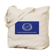 Unique United federation planets Tote Bag