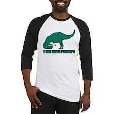 Hilarious T-rex Baseball Jersey