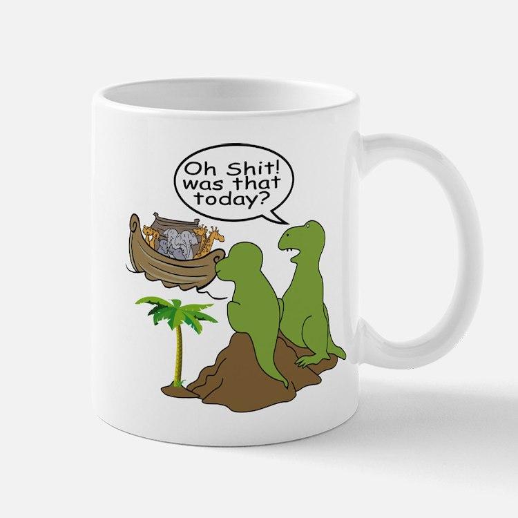 Oh Shit Mug