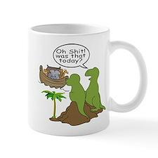 Oh Shit Small Mug