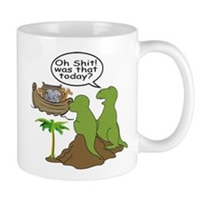 Oh Shit Small Mugs