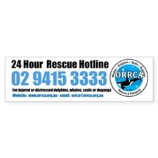 ORRCA Bumper Bumper Sticker