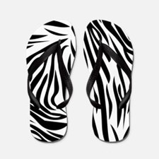 Black and White Zebra Print