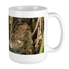 Fishing Cat Mug