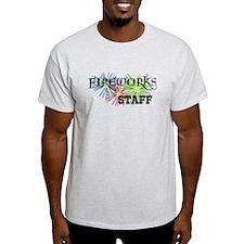Fireworks Staff T-Shirt