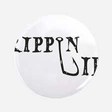 """Rippin Lips Logo 3.5"""" Button (100 pack)"""