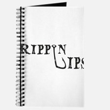 Rippin Lips Logo Journal