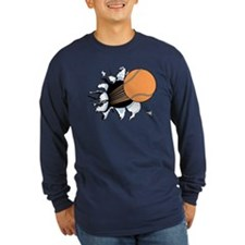 Tennis Ball Burst T