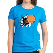 Tennis Ball Burst Tee