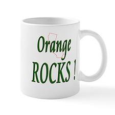 Orange Rocks ! Mug