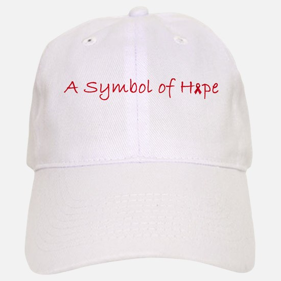 Symbol of Hope Baseball Baseball Cap