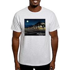 Night Scene, Palm Springs, California T-Shirt