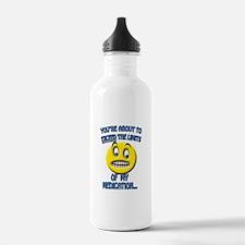 Medication Light Water Bottle