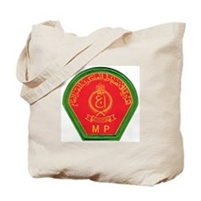 Iraqi Military Police Tote Bag