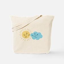 Cloud Hug Tote Bag
