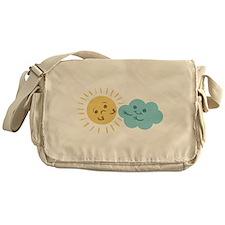 Cloud Hug Messenger Bag