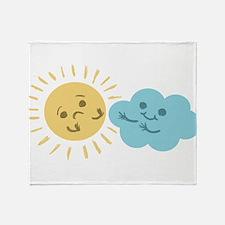 Cloud Hug Throw Blanket
