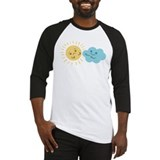 Weather geek Baseball Tee