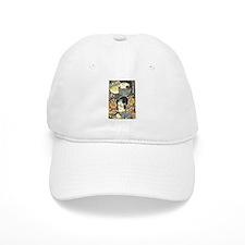 Ukiyo-e Kabuki Baseball Cap