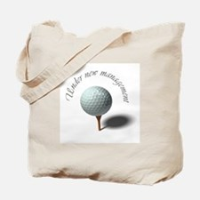 Retirement - Under New Management – Golfing Tote B