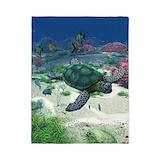 Sea turtle Duvet Covers