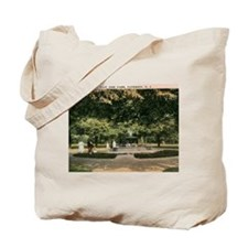 East Side Park, Paterson, New Jersey Vintage Tote